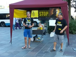 Stand Stopp Folter 2